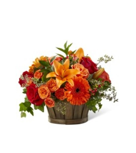 The Harvest Memories™ Basket by FTD