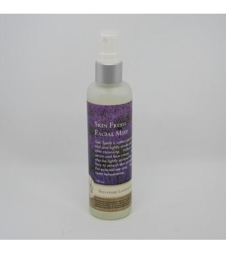Belvedere Lavender Skin Fresh Facial Mist