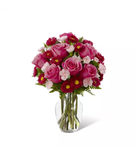 The Precious Heart™ Bouquet by FTD® Flowers