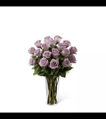The FTD® Lavender Rose Arrangement