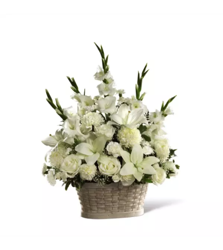 Peaceful Passage™ Arrangement by FTD Flowers