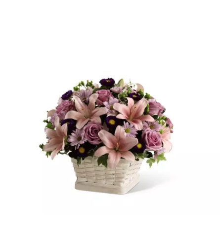 The Loving Sympathy™ Basket by FTD
