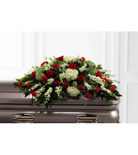 Sincerity™ Casket Spray Arrangement