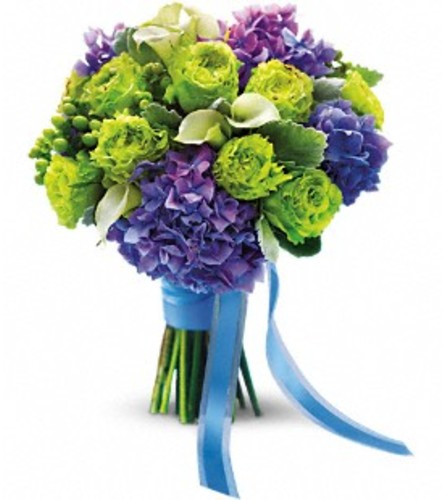 Luxe Lavender and Green Bouquet *PLEASE CALL TO ORDER*