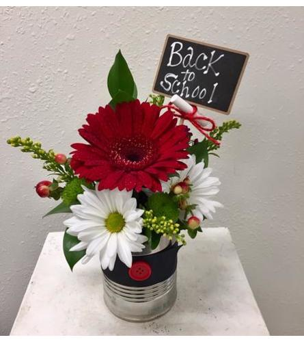 Back to School Gerbera