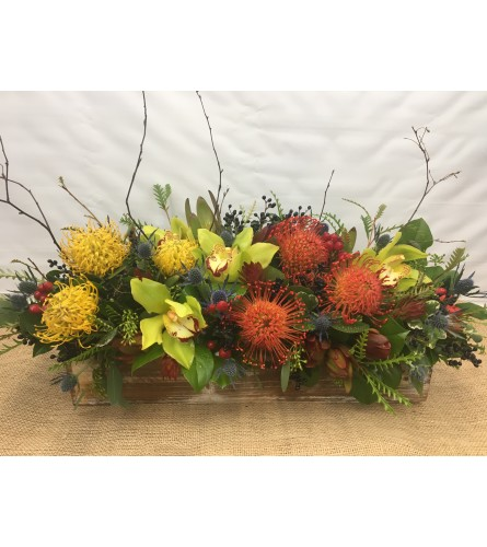 Pincushion Centerpiece