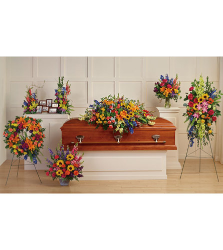 pre arrangement funeral flowers