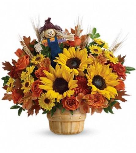 Smiling Scarecrow Bouquet