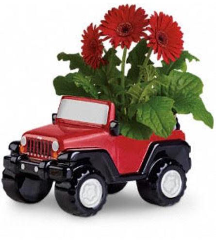 Freewheelin' Jeep Wrangler