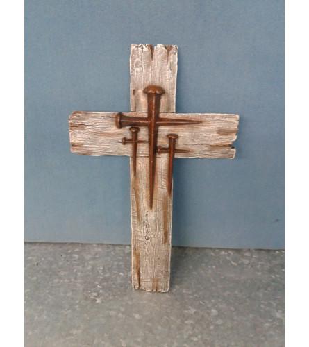 Triple Nail Cross