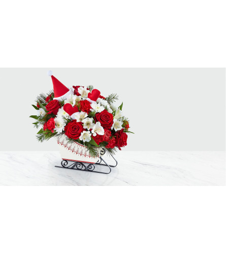 The Sleigh Ride Bouquet