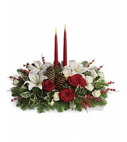 Christmas Wishes Centerpiece19