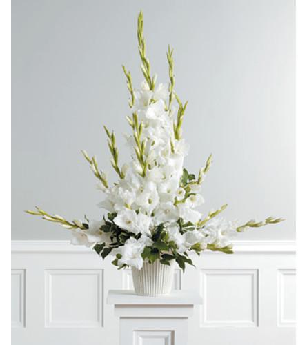 Traditional Gladiolus Spay