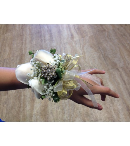 the highlight corsage