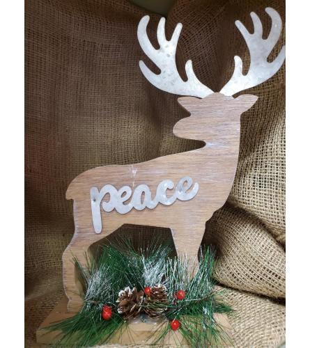 Peace Deer
