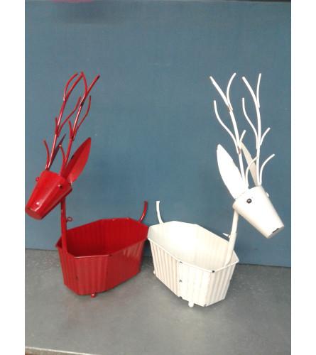 Deer Planters