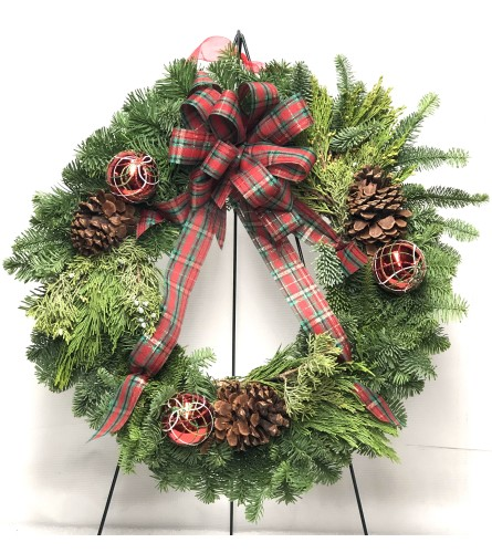 Christmas Fresh Wreath
