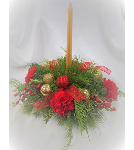 Holiday Tradition Bouquet