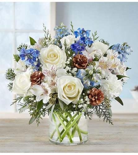 Winter Wish Bouquet