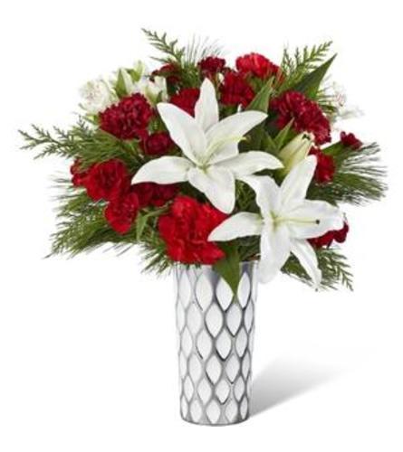Holiday Elegance Bouquet 1