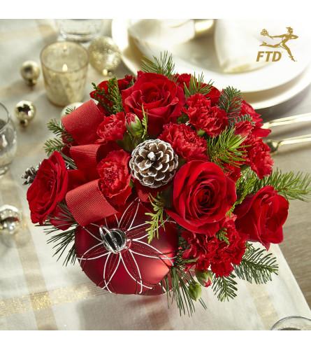Sparkle Ornament