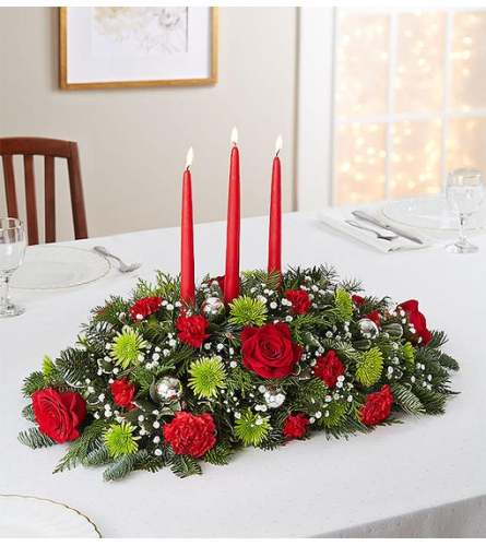The Season's Greetings™ Centerpiece