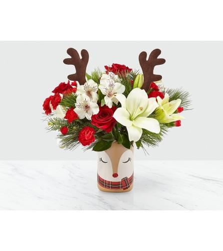 Shine Bright Rudolph