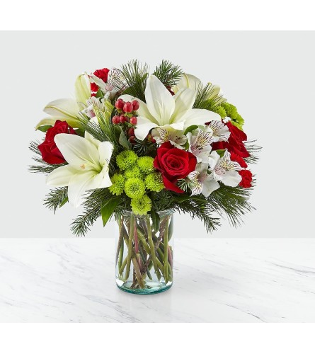 Christmas Spirit Flowers