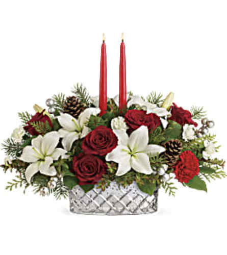 Sparkling Season Centerpiece TF