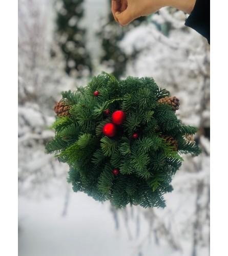 Mistletoe (kissing ball)