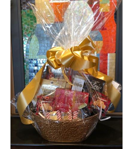 Indulgence Gift Basket