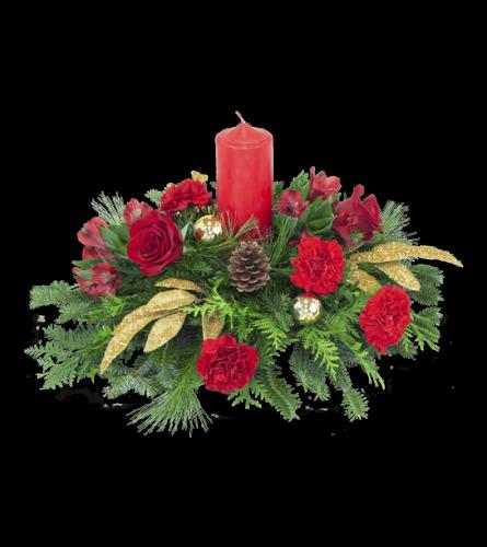 Christmas Joyful Centerpiece