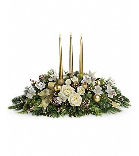 Centerpiece - Royal Christmas
