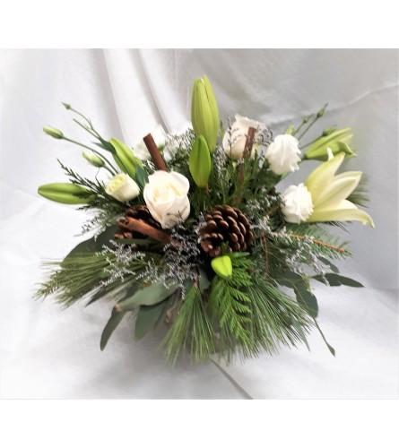 Spirit of Winter Bouquet