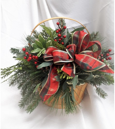 Holiday Festive Fun Bouquet (In House Design)