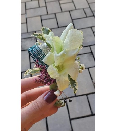 Ocean View Boutonniere