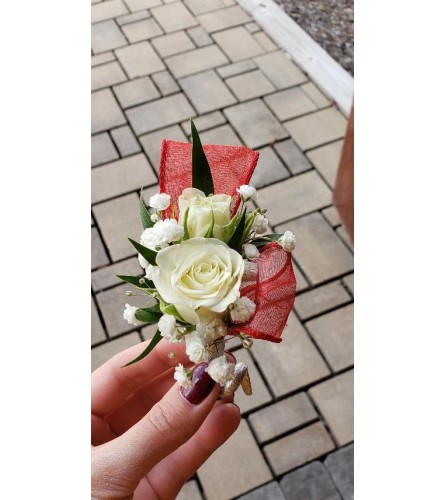 Young Love Boutonniere
