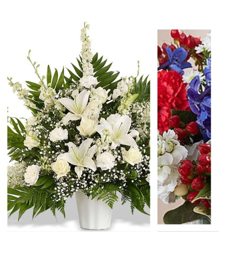 Patriotic Mix-Traditional Sympathy