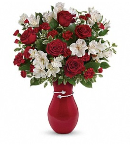 THE PAIR OF HEARTS BOUQUET