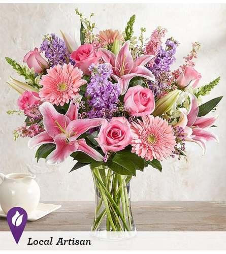 You're Always On My Mind™ Flower Bouquet