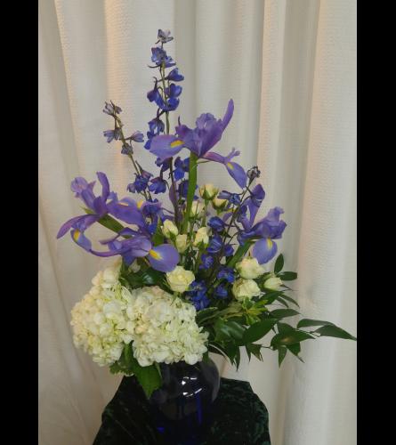Iris & Hyacinth