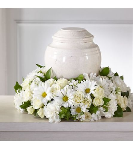 Ivory Gardens Cremation Adornment