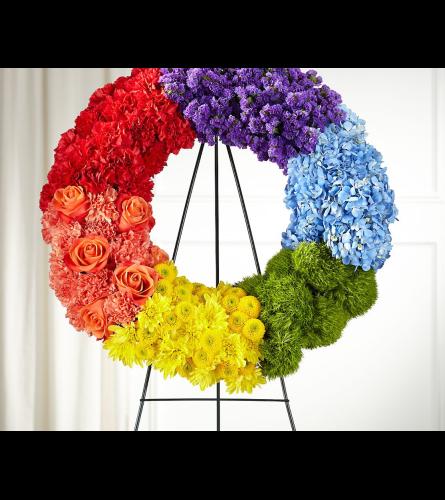 Circle Of Love Wreath 2020
