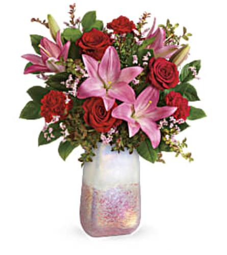 Pretty Quartz Bouquet
