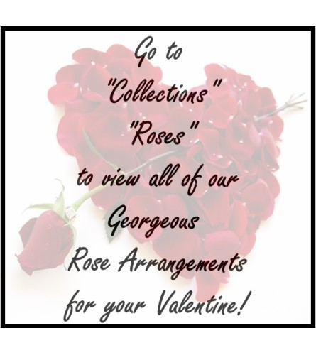 """Roses-Go to """"Occasions"""""""