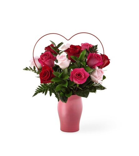 FTD's XOXO Rose™ Bouquet