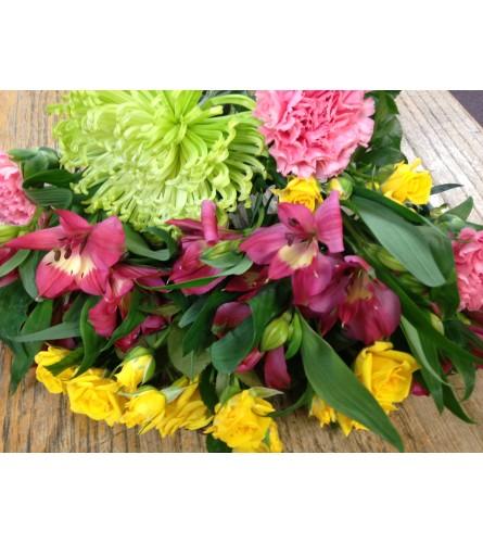 florist's choice arrangement