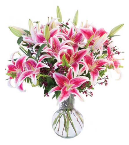 Sincere Stargazers Bouquet