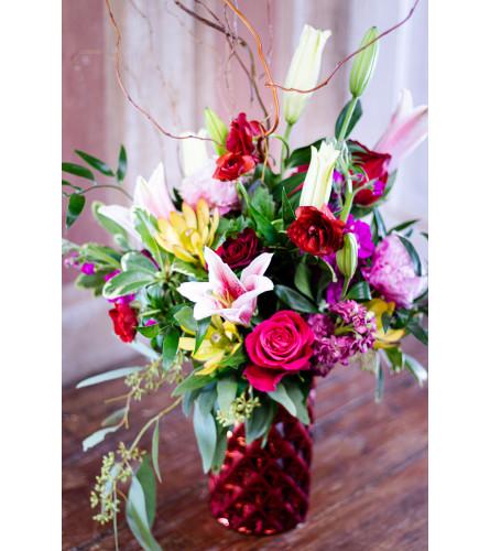 My Heart's Desire Bouquet