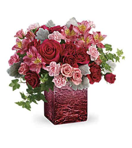 Teleflora's Playfully Pink Bouquet